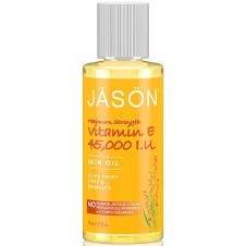 Jason Natural Cosmetics Organic Vitamin E Oil 45000IU  60ml