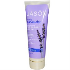 Jason Natural Cosmetics Organic Lavender Body Lotion 240 ml
