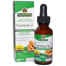 Nature's Answer Turmeric - 3   30ml