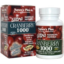 Nature's Plus Ultra Cranberry 1000 60 tabs