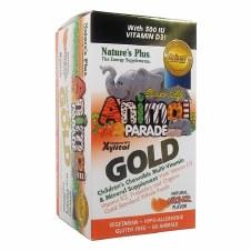 Nature's Plus Animal Parade Gold - Orange 60 animals