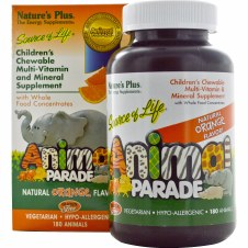 Nature's Plus Animal Parade Multivitamin 180 tabs