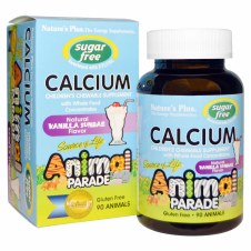 Nature's Plus Animal Parade Calcium 90 tabs