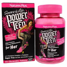 Nature's Plus Power Teen for her 60 tabs