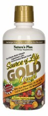 Nature's Plus Source of Life Gold 887ml 887