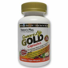 Nature's Plus Source of Life Gold  90 vcaps