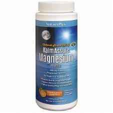 Nature's Plus KalmAssure Magnesium Orange 522g