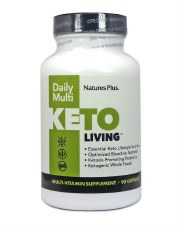 Nature's Plus Keto Daily Multivit 90 Caps