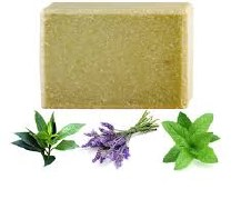 Balm of Gilead Tea Tree, Mint & Cucumber Soap 130g