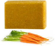 Balm of Gilead Carrot, Cedarwood & Pine Soap 130g