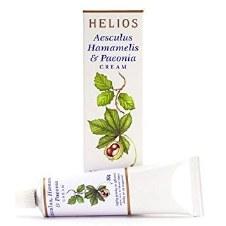 Helios Homeopathy Aesculus HamamelisPaeoniaCream 30g
