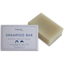 Friendly Soap Natural Shampoo Bar 95g