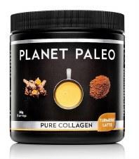 Planet Paleo Pure Collagen Turmeric Latte 264g
