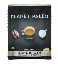 Planet Paleo Bone Broth Org Protein Pure 9g