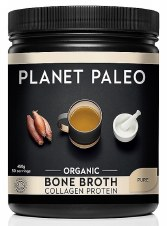 Planet Paleo Bone Broth Org Protein Pure 450g