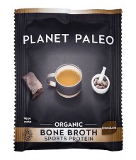 Planet Paleo Bone Broth Org Protein Chocola 9g