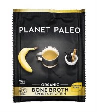 Planet Paleo Bone Broth Org Protein Banana 10 sachets