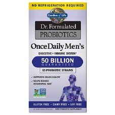 Garden of Life OAD Men's 50 Billion 30 Capsules