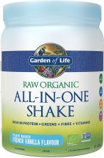 Garden of Life GL Organic All-In-One Vanilla