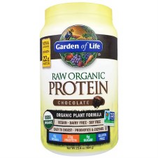 Garden of Life GL Organic Protein Chocolate 4