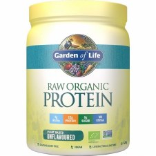 Garden of Life GL Organic Protein Unflavoured