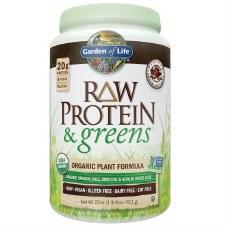 Garden of Life GL Organic Protein&Greens Choc