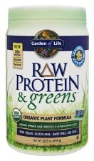 Garden of Life GL Org Protein&Greens Lht. Swt