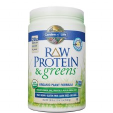 Garden of Life GL Org Protein&Greens Vanilla4