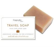 Friendly Soap FS Travel Soap 95g