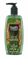 Faith in Nature Aloe & Tea Tree Hand Wash 300ml