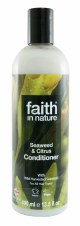 Faith in Nature Seaweed Conditioner 400ml