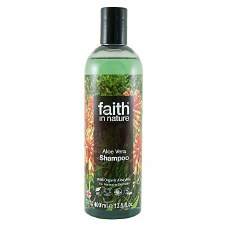 Faith in Nature Aloe Shampoo  400ml