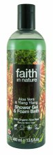 Faith in Nature Aloe Vera & Ylang Shower/Bath 400ml