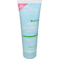 Alba Botanica Shave Cream Unscented 227g