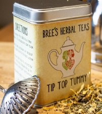 Bree's Herbal Teas Tip Top Tummy Tea 40g