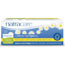 Natracare Super Tampons No Applicator 20pieces