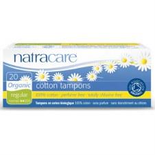 Natracare Super Tampons No Applicator 20pieces