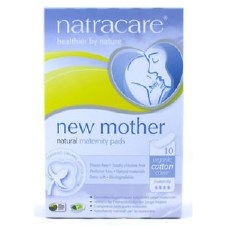 Natracare New Mother Maternity 10pieces