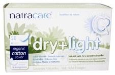 Natracare Dry & Light (light incont) 20pieces