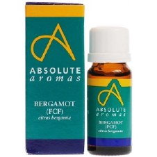 Absolute Aromas Bergamot (FCF) Oil 10ml