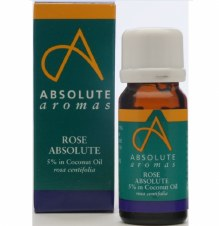 Absolute Aromas Rose Absolute 5% Oil 10ml