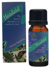Absolute Aromas Headaid Blend Oil 10 ml
