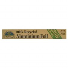 If You Care 100% Recycled Aluminium Foil  10m