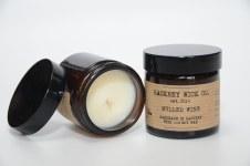 Hackney Wick Co. 100% Soy Wax Candle MulledWine 60g