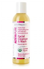 Alteya Organics Facial Cleanser Rose & Jasmine 150ml