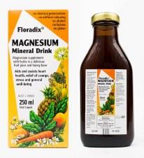 Floradix Magnesium Liquid Mineral  250ml