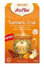 Yogi Tea Organic Turmeric Chai 17bag