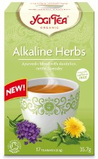 Yogi Tea Alkaline Herbs 17bag