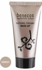 Benecos Natural Creamy Makeup-Honey 30ml