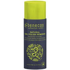 Benecos Natural Nail Polish Remover 100ml